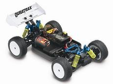 DuraTrax Vendetta 1/18 buggy, radio control, rcca, rc car action